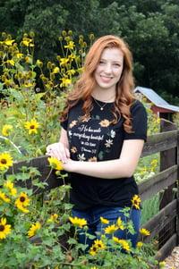 Kristy Moss Senior Photo for Senior Spotlight