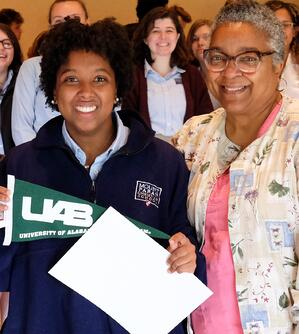 UAB college acceptance