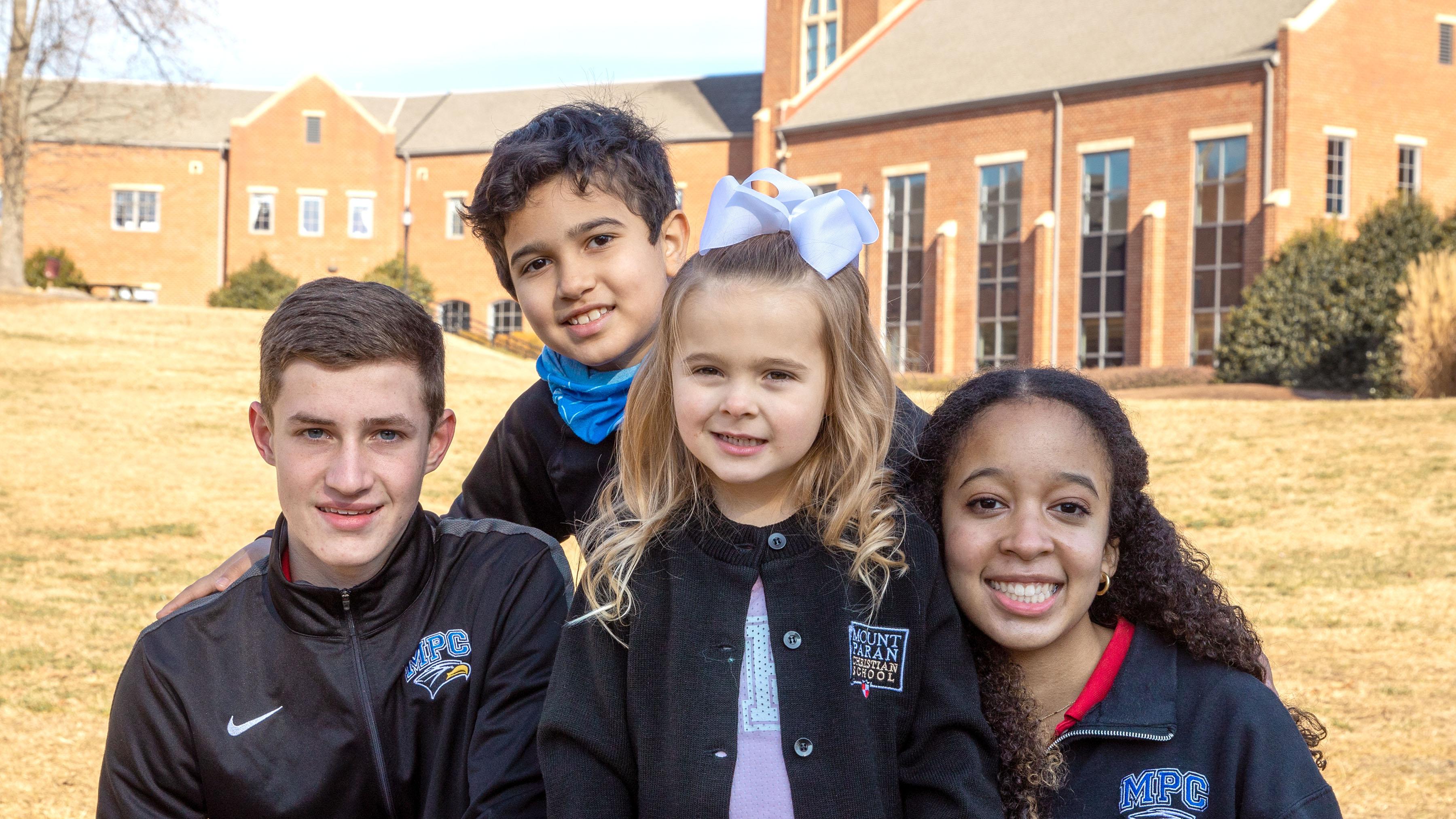 4 Reasons Why We Chose Mount Paran Christian School